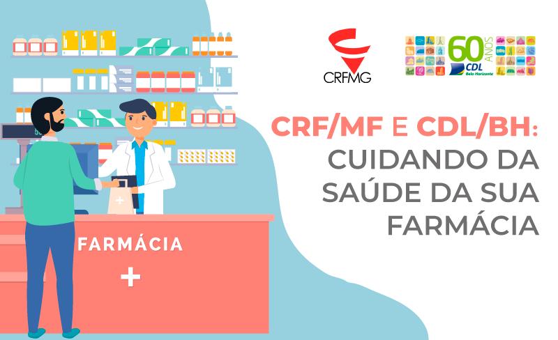 CRF/MG firma parceria com CDL/BH para fortalecer o empreendedorismo